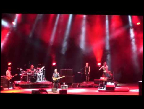 Great version Sting An Englishman in New York  Paléo Festival 2015