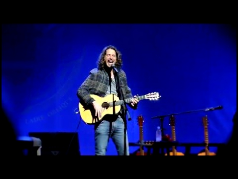 Chris Cornell - Before We Disappear ( Barcelona 21.04.16) HD