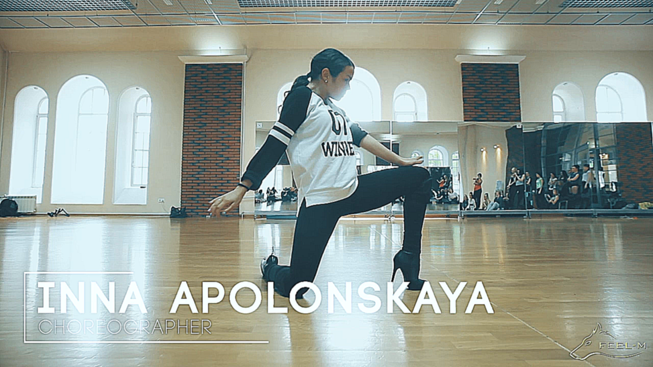 [Workshop] Inna Apolonskaya [The Weekend ft Ed Sheeran - Dark Times]