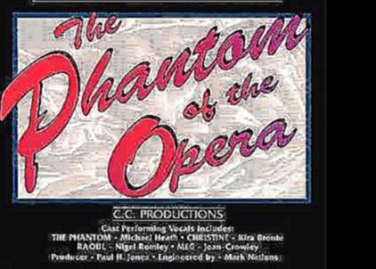 The Phantom of the Opera 1st Studio Cast - The Mirror Angel of Music