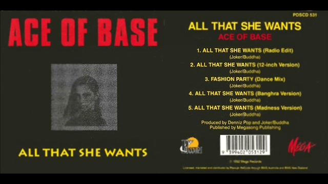 Ace Of Base - All That She Wants (Banghra version)