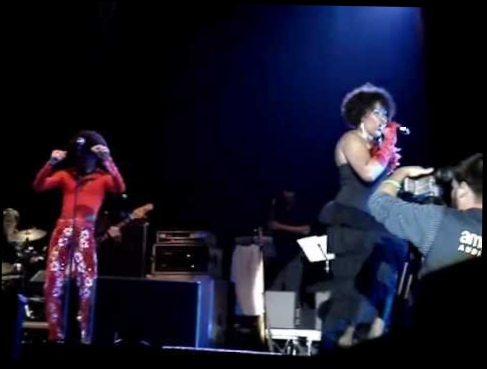 Bobby Farrell feat Boney M Show Zaragoza - Brown Girl in the Ring