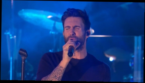 Maroon 5 Performs 'Animals' HD 18 12 2014