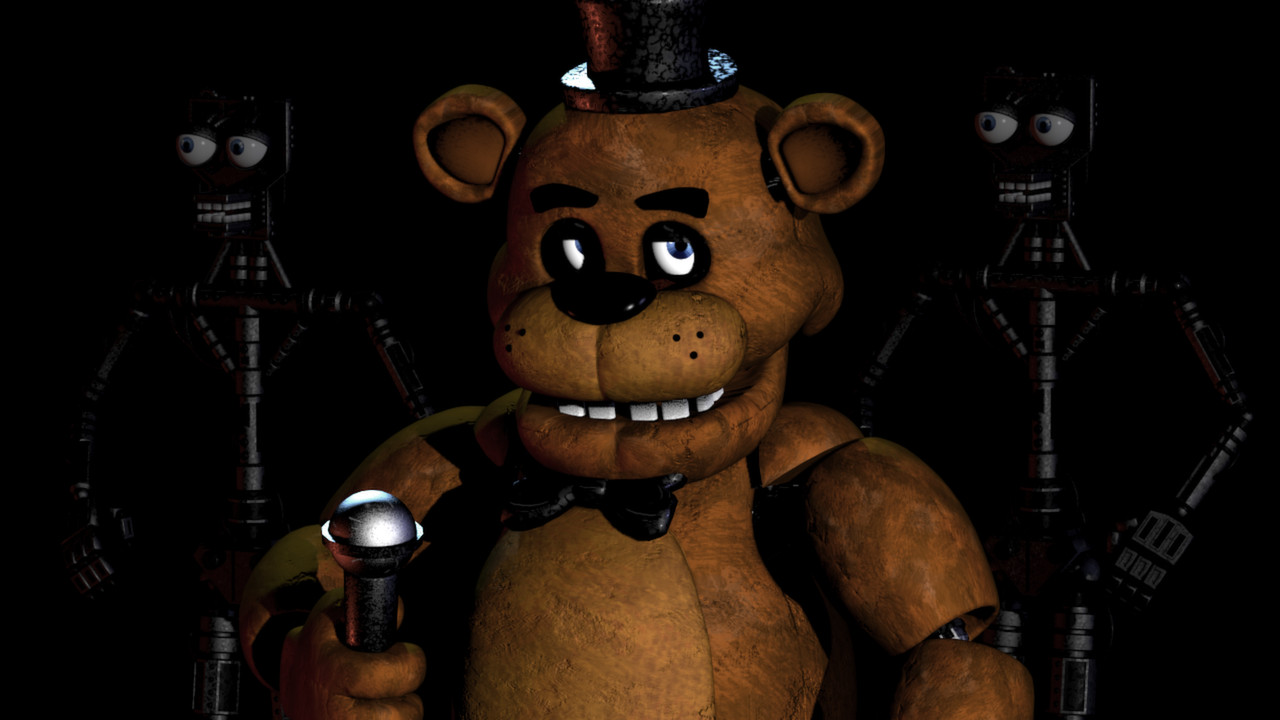 5 ночей у Фредди - Five Nights at Freddy's