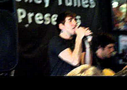 All Time Low Time Bomb Acoustic, Looney Tunes New York June 2011