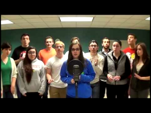 """Changes"" (Butterfly Boucher ft. David Bowie Cover) ISU Clef Hangers A Cappella"