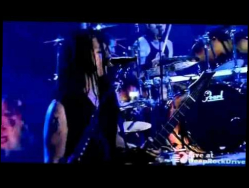 Disturbed - Just Stop (Live @ DeepRockDrive)