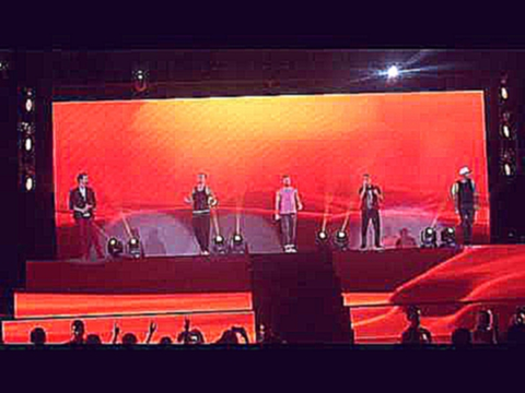 "BACKSTREET BOYS ""SHOW ME THE MEANING OF BEING LONELY"" AUDITORIO TELMEX 27/06/2015 GUADALAJARA MEXICO"