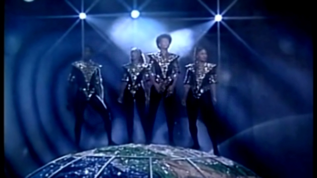Boney M - Somewhere in the World (1984)
