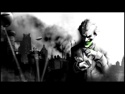 "Batman Arkham City Easter Egg | Joker cantando ""Only You"""
