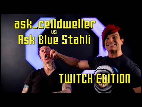 [Special Episode] Ask Celldweller vs Ask Blue Stahli EP.22  - (Twitch Edition)