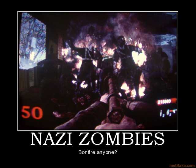 Call of Duty Nazi Zombie - Double Tap