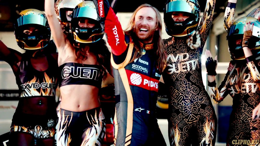 David Guetta feat. Chris Willis, Fergie and LMFAO - Getting Over You (Radio edit)