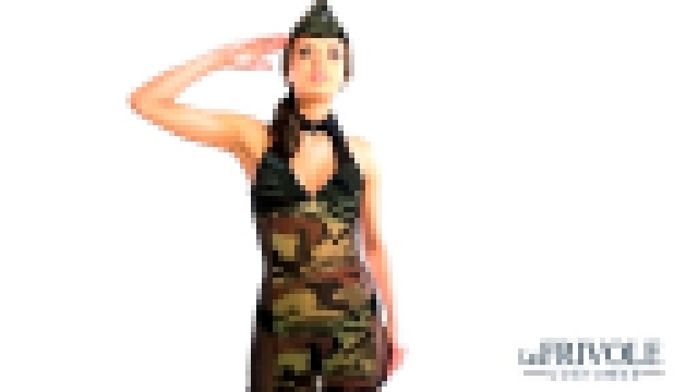 Erotic collection 2013 lefrivole_military