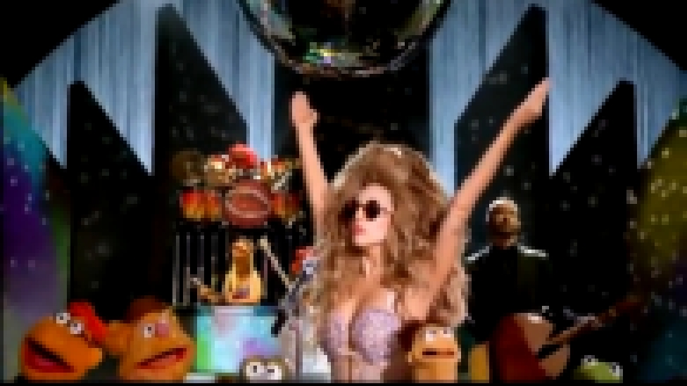 Lady Gaga - Venus Muppets\' Holiday Spectacular  HD