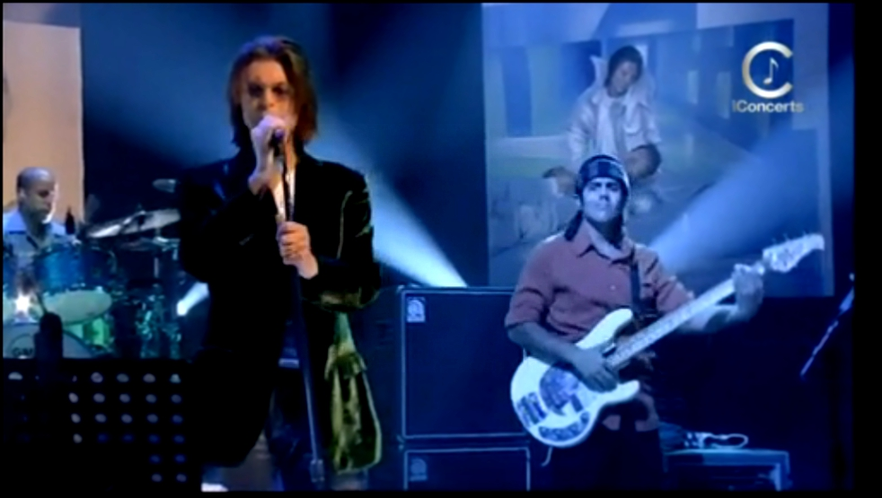 David Bowie on Later with Jools Holland (1999) =HD=