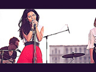 INNA - Oare (Rock the Roof @ Bucharest)
