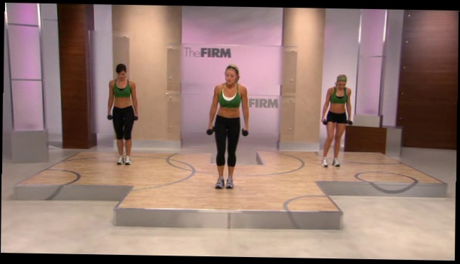 The Firm Express - Get Thin in 30 - Bonus Kick Start Your Metabolism - Pump It Up