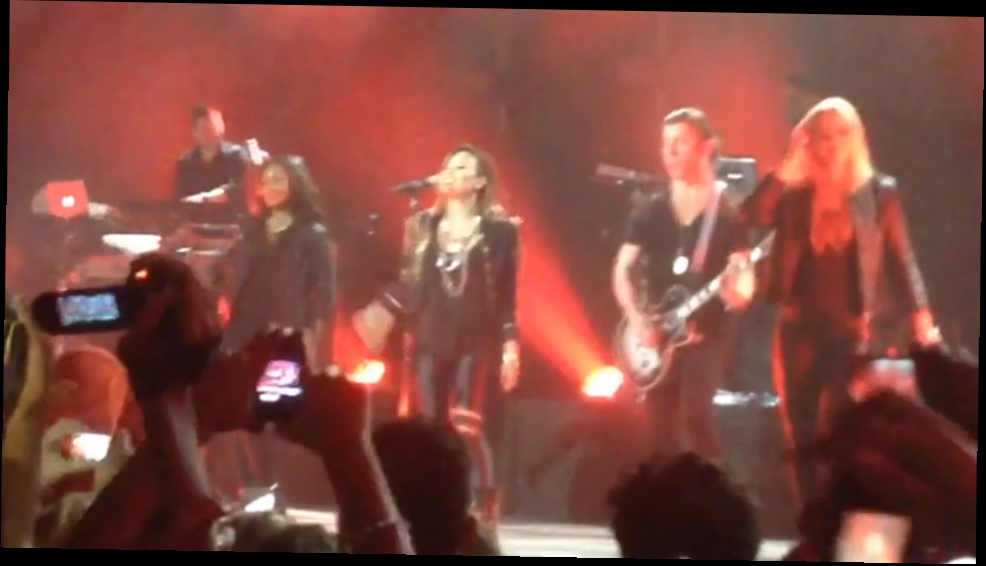 Demi Lovato - Don't Forget - Got Dynamite @ The  - Citibank Hall - RJ - 28-04-2014