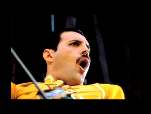 18. We Will Rock You (Queen-Live In Stockholm: 6/7/1986)