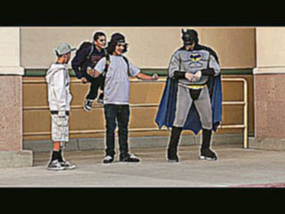 Moves Like Batman - (Maroon 5 Moves Like Jagger Parody)