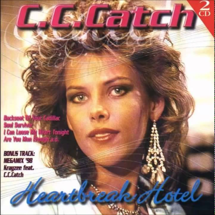 Хиты 80-90-х C.C. Catch - Jump In My Car