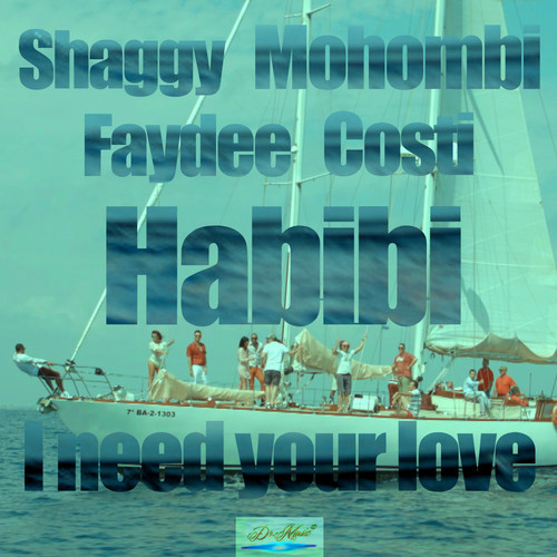 jj Араш Shaggy feat. Mohombi, Faydee & Costi - I Need Your Love (Habibi)