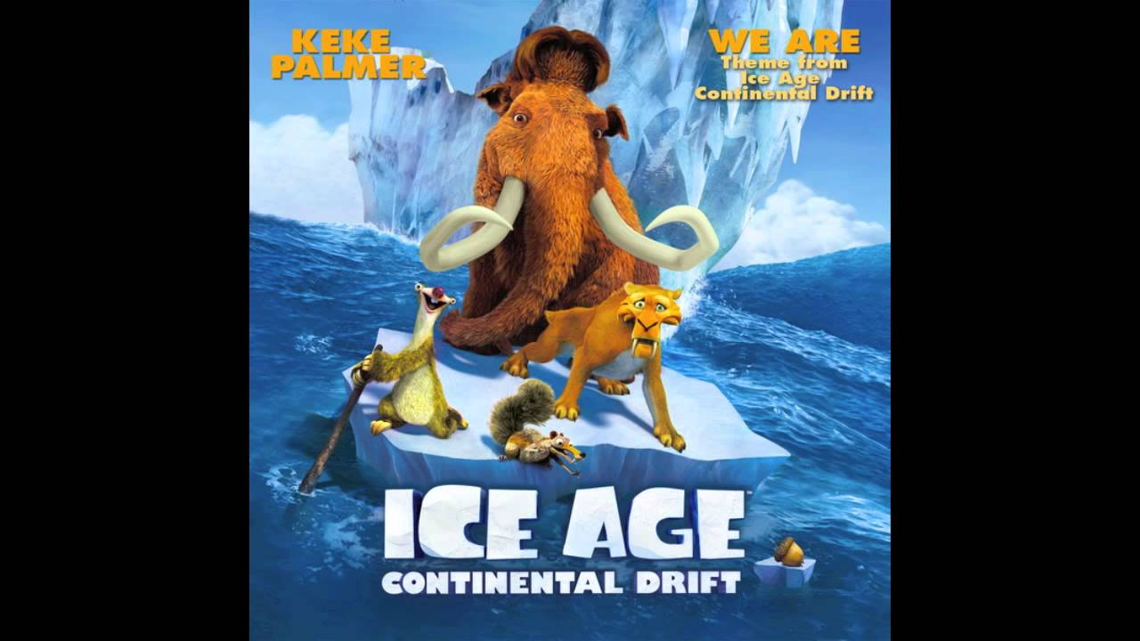 Keke Palmer - We Are (Theme from Ice Age Continental Drift)