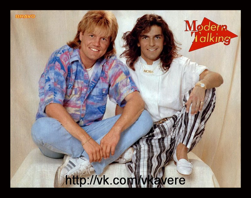 Modern Talking - You're My Heart, You're My Soul (1984)