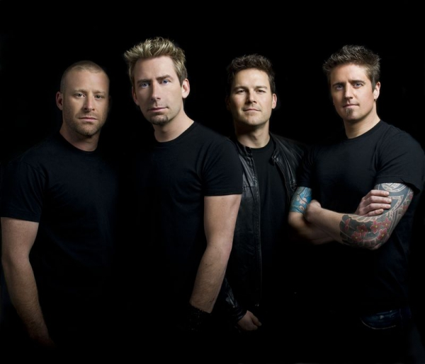 NickelBack - Photo