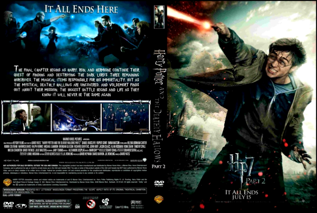 Nonton film Harry Potter and the Deathly Hallows: Part 1