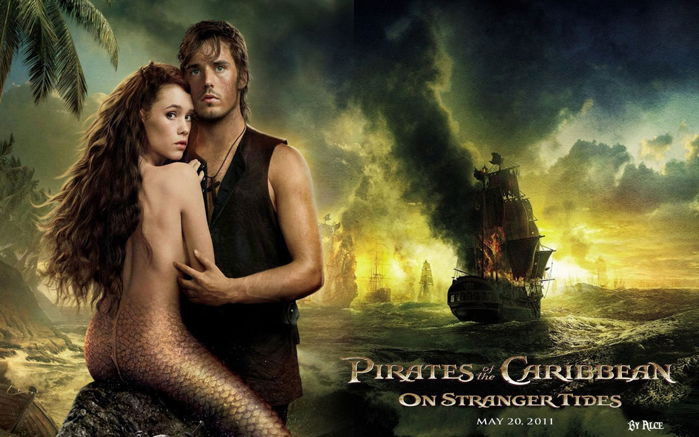 Ost  Pirates of The Caribbean 4 On Stranger Tides - My Jolly Sailor Bold