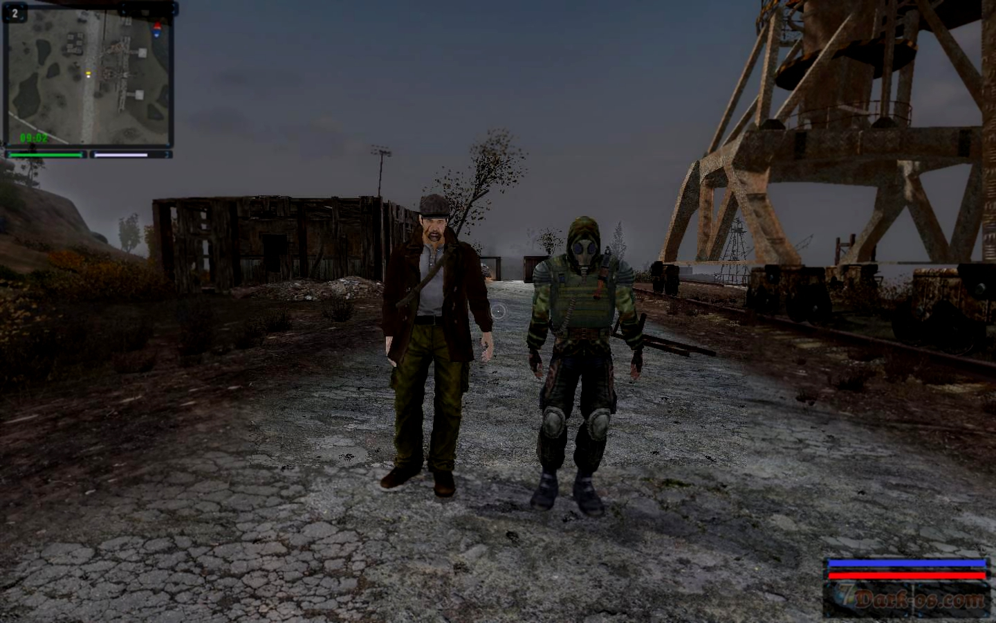 S.T.A.L.K.E.R.: Shadow of Chernobyl - Альтернатива v1.2.1
